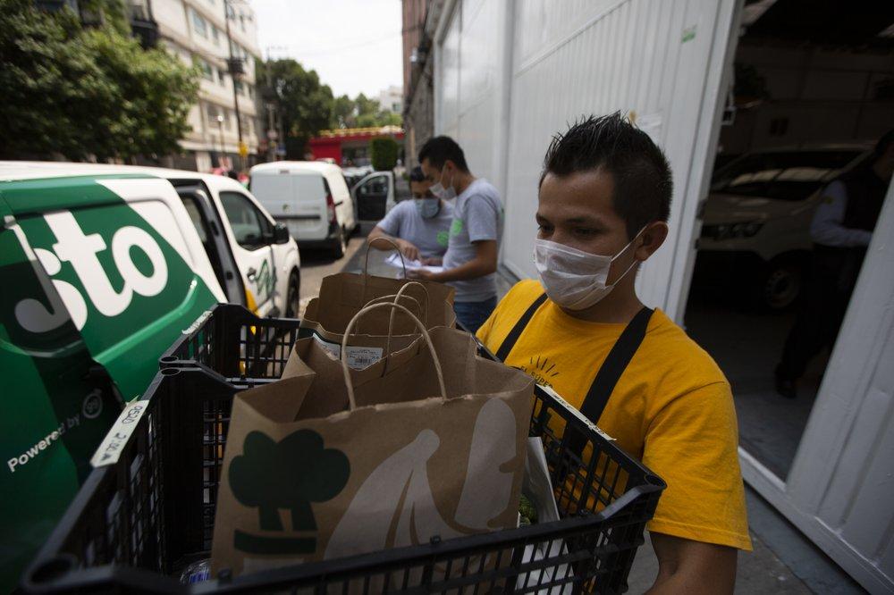 México registra caída de 1,6% del PIB, la peor en once años