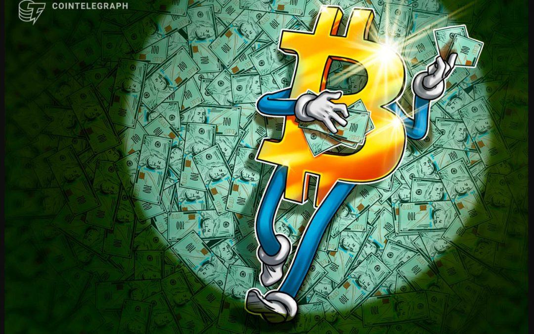 Las tenencias de Bitcoin de Grayscale pasan los USD 3 mil millones, creciendo 76% año tras año