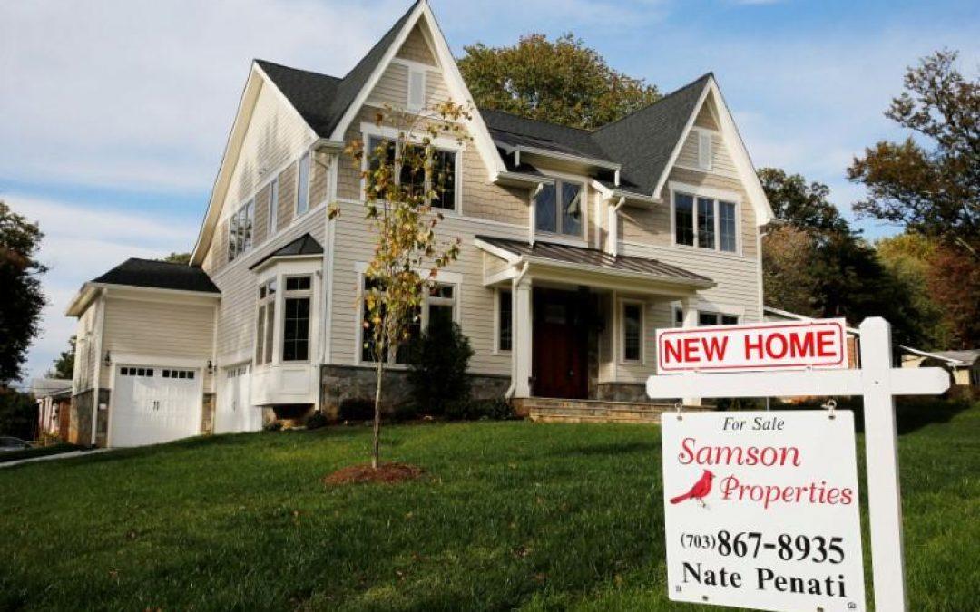 Mercado de bienes raíces en EEUU se recupera y se muestra como el segmento más firme de la economía