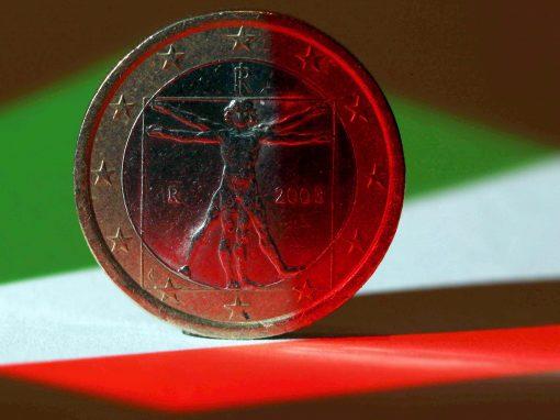 Italia: PIB cae al 12,8% en el segundo trimestre