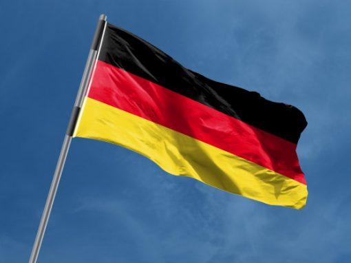 Déficit alemán crece 3,2% en primer semestre del año