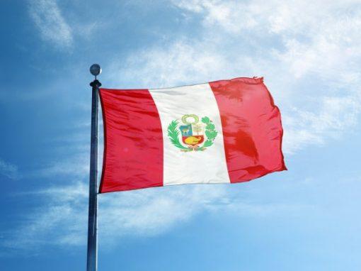 Producción nacional de Perú se elevó un 13,8% entre enero y abril