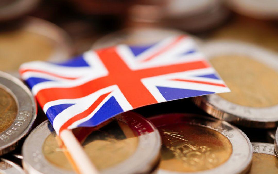 La economía británica avanzó un 1,0% en junio