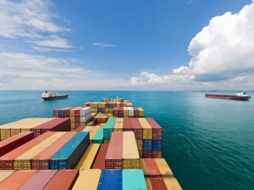 Exportaciones española de bienes crecieron 0,9% en diciembre 2020