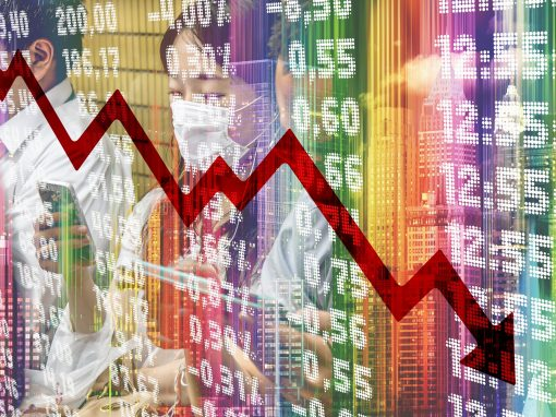 PIB de la OCDE sufre abrupta caída en segundo trimestre y entra en recesión