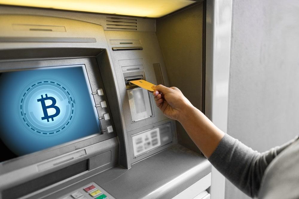 Cada vez hay más cajeros de Bitcoin instalados en el mundo
