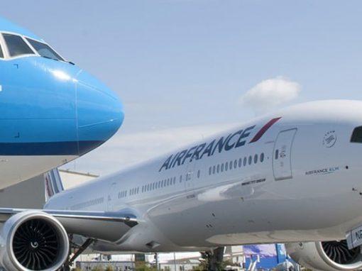 Air France-KLM prevé lo peor para el sector aéreo por nuevos confinamientos