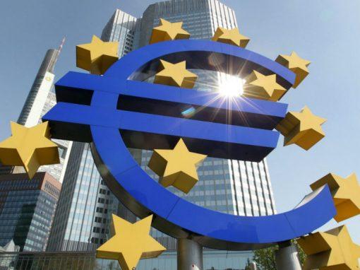 La economía de la zona euro corre riesgo de una doble recesión: sondeo