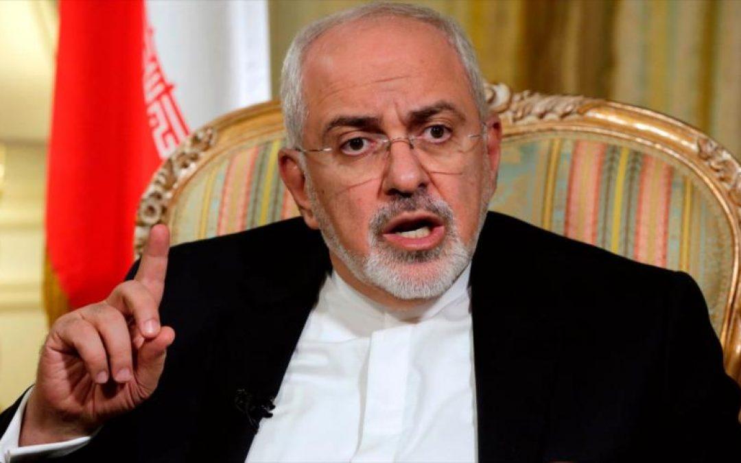 "Irán señala de ""canalla"" a EEUU por vender petróleo destinado a Venezuela"