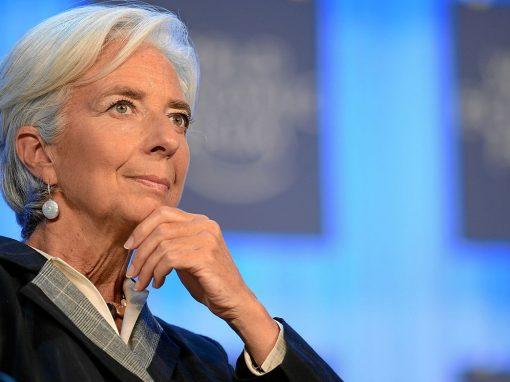 Christine Lagarde: El 2021 será un año de recuperación económica para Europa