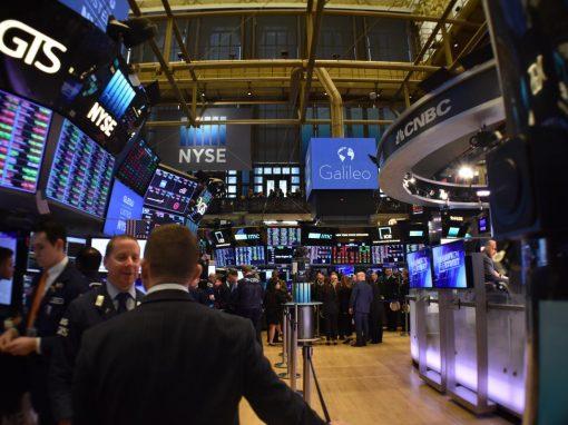 Wall Street abrió con leves subidas tras récords alcanzados por asunción de Biden