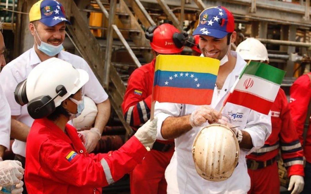 TankerTrackers: Llegaron a Venezuela 44 millones de litros de gasolina iraní