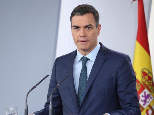 Gobierno español aprobará el viernes paquete de 11 mil millones de euros para ayudar a las empresas