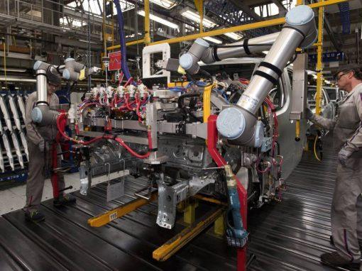 La industria alemana registra crecimiento récord en octubre