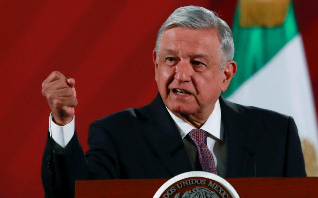 México impulsará la economía con paquete de inversiones en infraestructura y energía