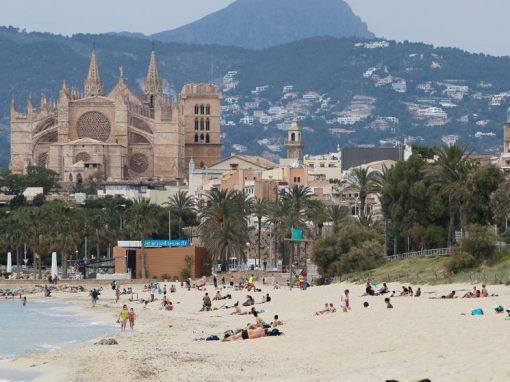 Turismo español cae un 87% en septiembre