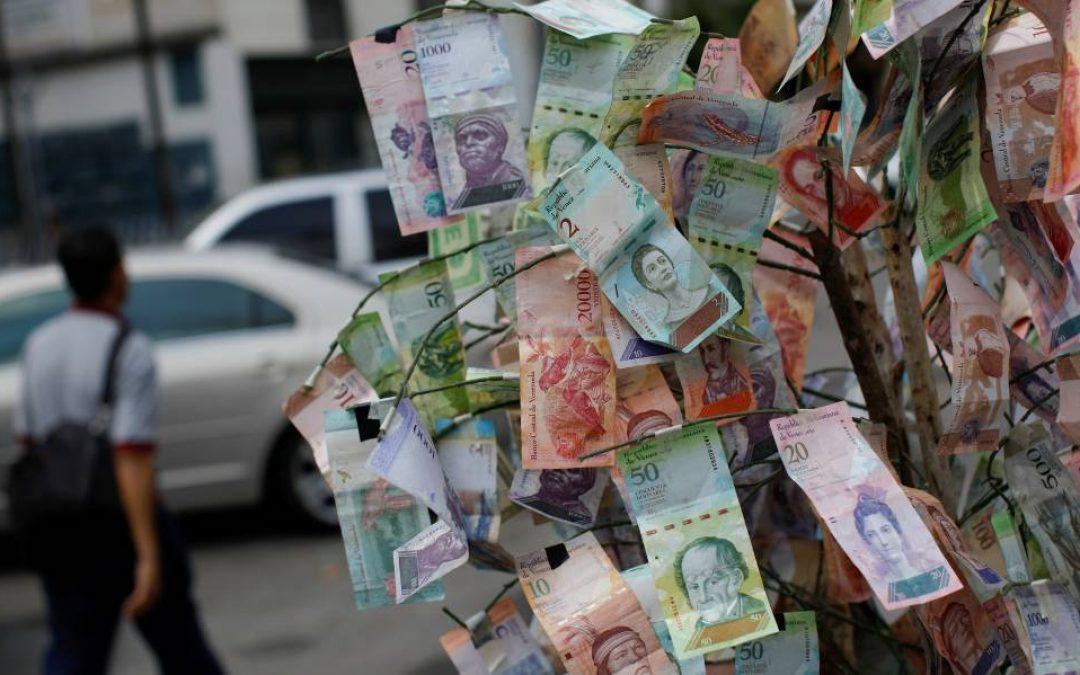 Con la reconversión monetaria en Venezuela probablemente haya una mejora del efectivo: Asdrúbal Oliveros