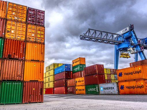 Comercio global cayó 9% en 2020, pero parece comenzar a recuperarse
