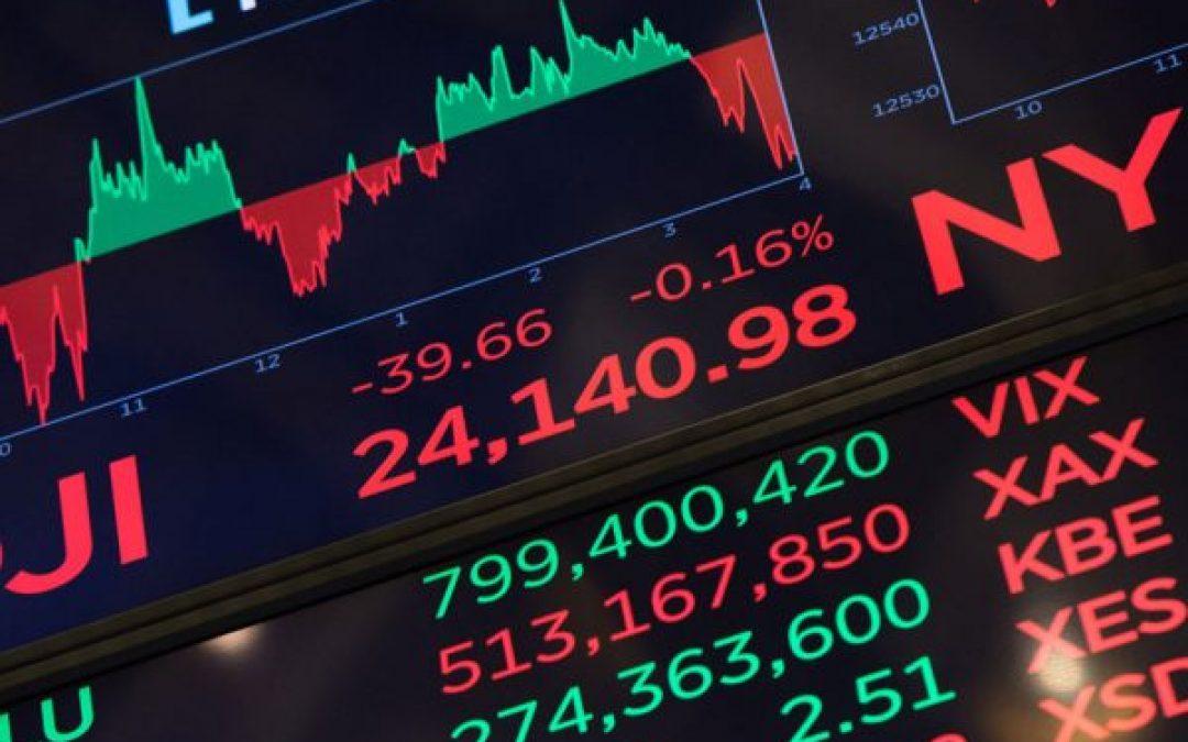 Bolsas europeas cerraron a la baja en medio de crisis de la inmobiliaria china Evergrande
