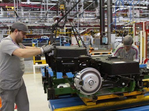 Producción industrial española cae un 0,6% en noviembre