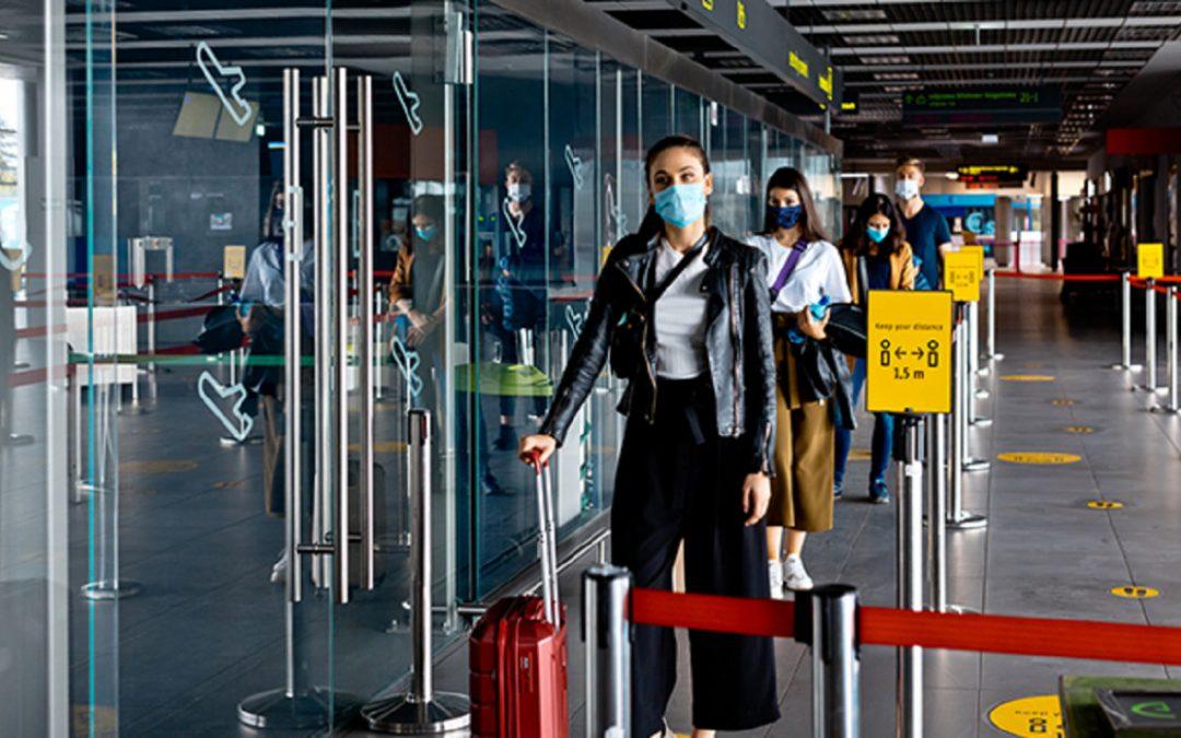 Pasaporte sanitario de la IATA estará listo en marzo