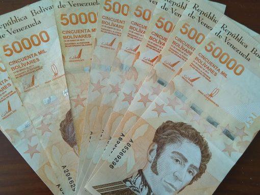 José M. Puente: El bolívar en efectivo dejó de ser un medio de pago para los venezolanos