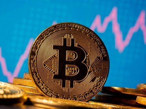 Bitcoin rebota al alza y roza, de nuevo, los 40 mil dólares