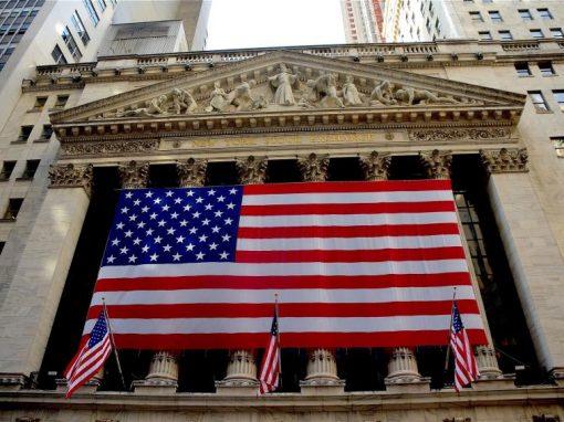 Wall Street abre mixto, con el Dow Jones superando los 35 mil puntos
