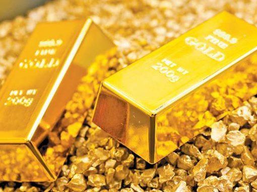 Oro cae por avance del dólar