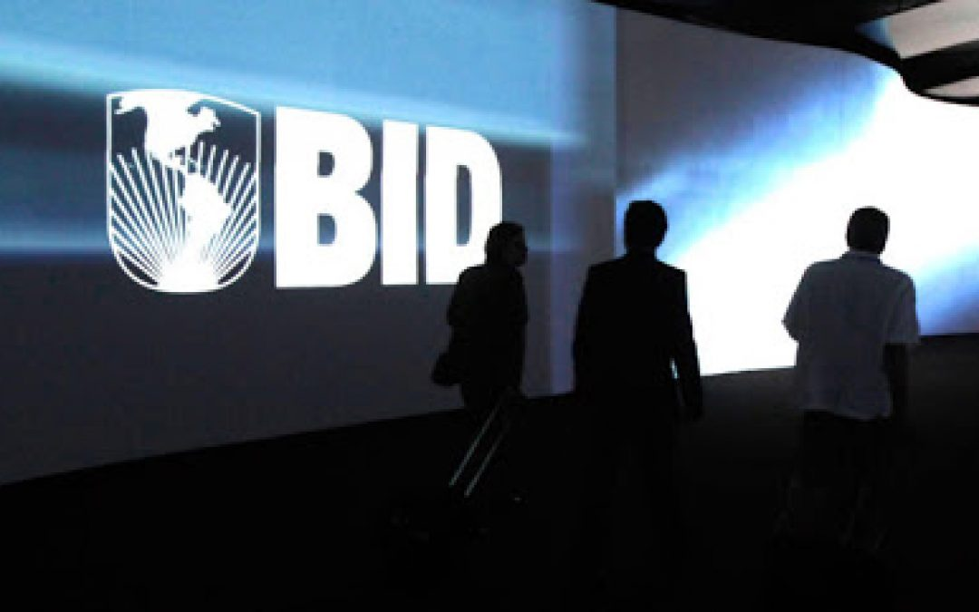 América Latina necesita USD 150.000 millones para enfrentar crisis sanitaria: BID
