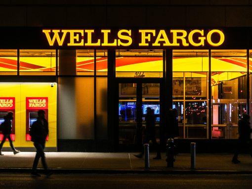 Wells Fargo obtuvo beneficio neto de 4.742 millones de dólares en primer trimestre del año