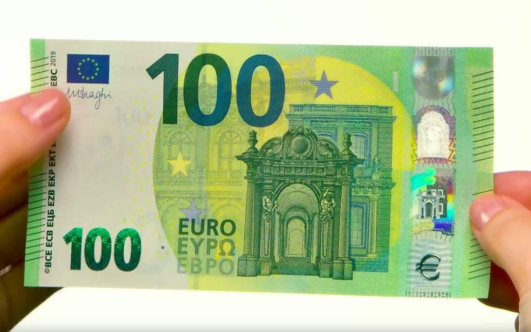El euro avanza este jueves y recupera valores de principios de año