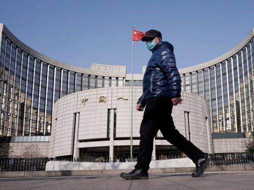 Nuevos créditos bancarios en China alcanzaron máximos en enero