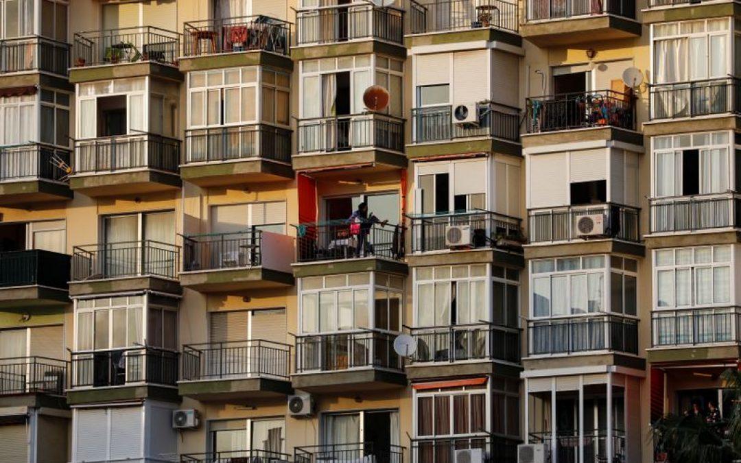 España destinará € 1.000 millones a la vivienda social