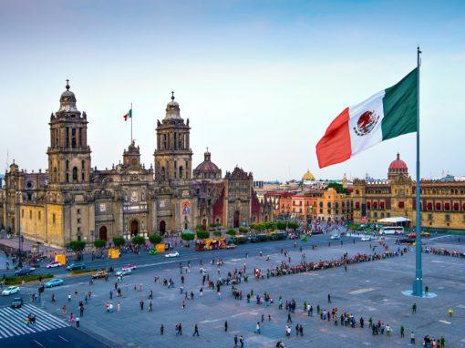 Economía mexicana creció un 3,3% en el cuarto trimestre de 2020