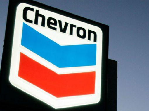 Chevron crea fondo de USD 300 millones enfocado en tecnología baja en carbono