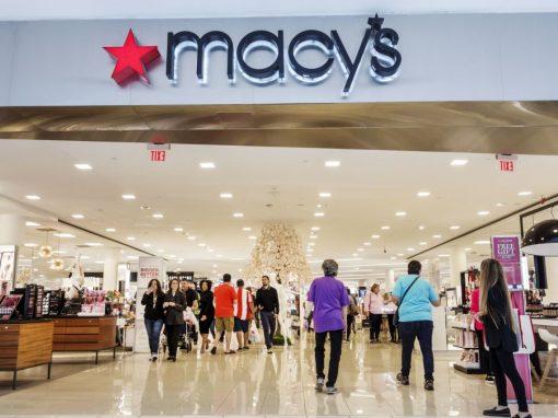 Macy's prevé hasta USD 20.75 mil millones en ventas para 2021