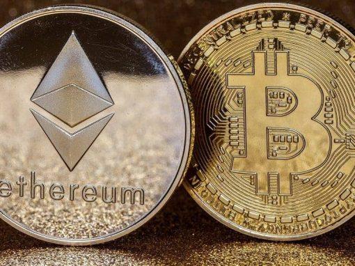 Bitcoin abre al alza, por encima de los 56 mil dólares y Ethereum marcó otro máximo histórico