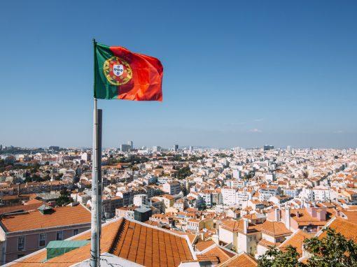 PIB de Portugal cayó un 7,6% en 2020