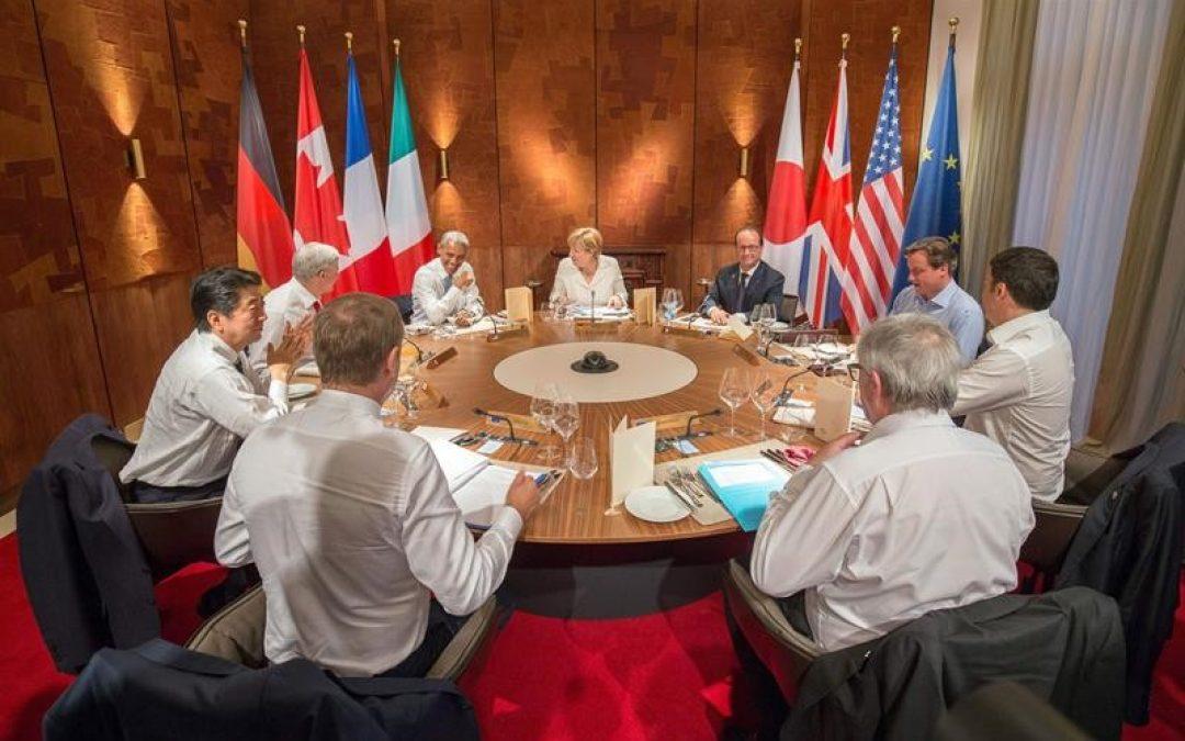 G7 discute formas de ayudar a naciones de bajos recursos en medio de la crisis por Covid-19
