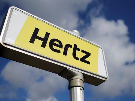Dos empresas de inversión librarán a Hertz de la bancarrota