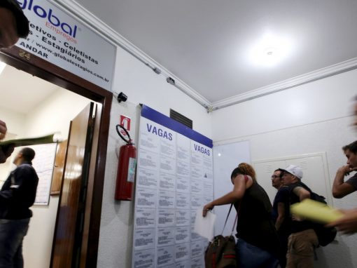El desempleo en Brasil registró en enero su primer aumento en cuatro meses