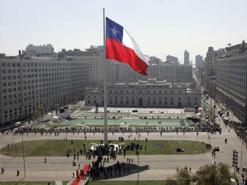 Economía de Chile cae en enero