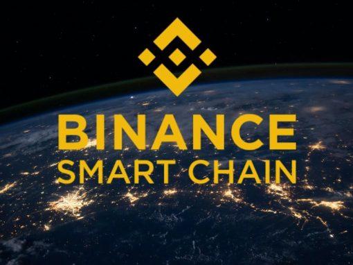 Binance Smart Chain superó a Ethereum en transacciones durante febrero