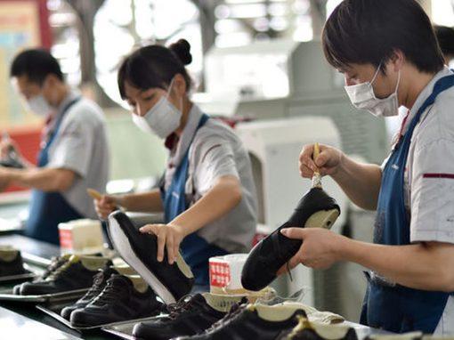 La industria manufacturera de China se fortalece en marzo