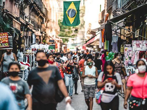 Confianza del sector de servicios de Brasil se hundió en marzo