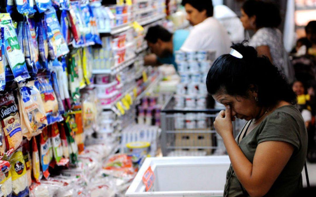 Asdrúbal Oliveros: Venezuela está atravesando un episodio de hiperinflación histórico