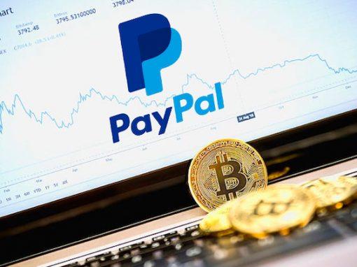 Las criptomonedas impulsan las ganancias de PayPal