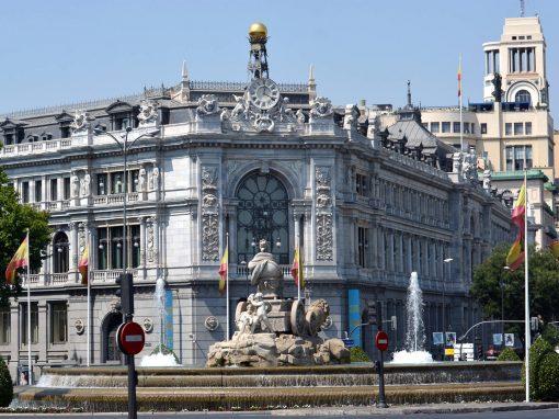 El Banco de España reduce sus ganancias un 5 % en 2020