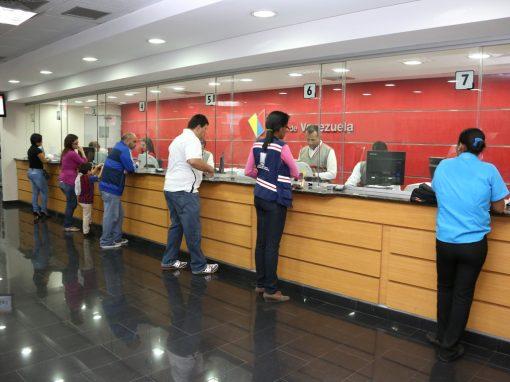 Principal banco público de Venezuela permitirá pago de nóminas con respaldo en las cuentas en divisas